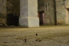 Puvodni podlahy ležáckých sklepů