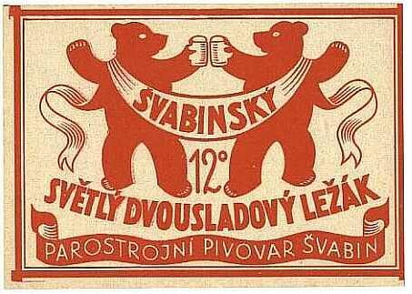 Švabín etiketa