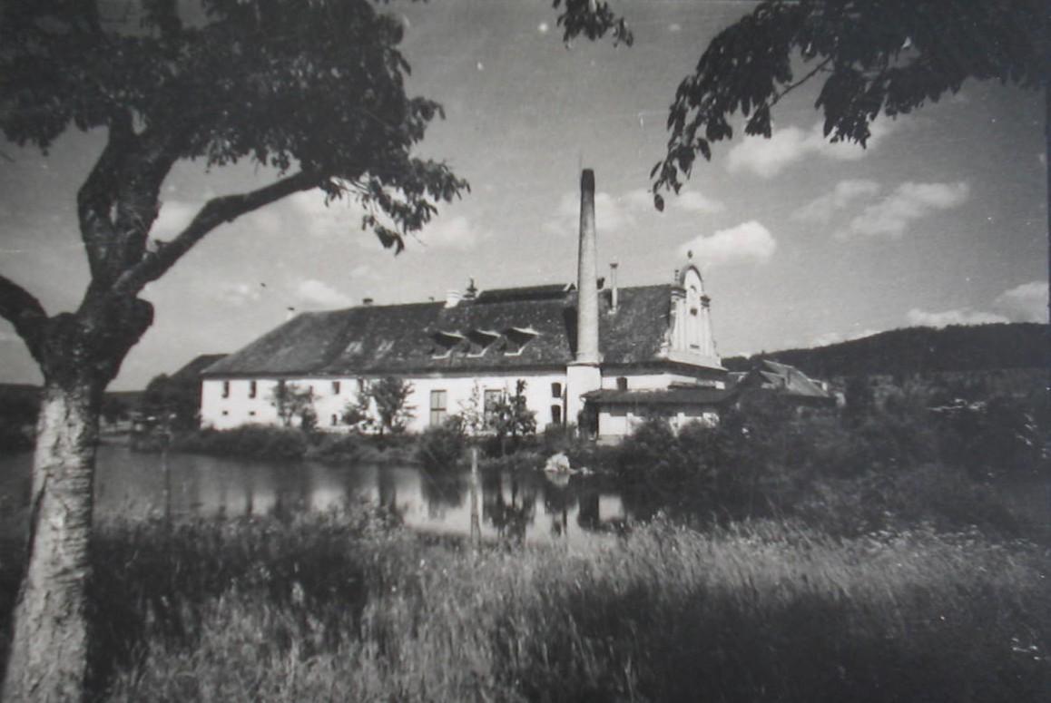 Švabín foto archiv Muzea Zbiroh