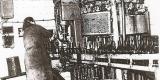 Plasy Zámecký pivovar historické snímky (Luděk Gasseldorfer , archiv p. Štruncové) lahvárna01
