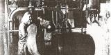 Plasy Zámecký pivovar historické snímky (Luděk Gasseldorfer , archiv p. Štruncové) sudarna01