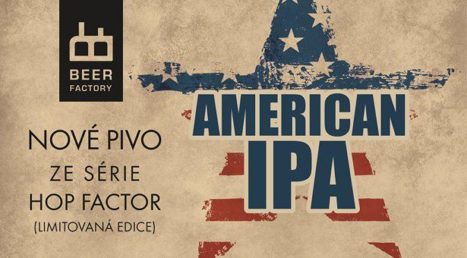 Beer Factory American IPA